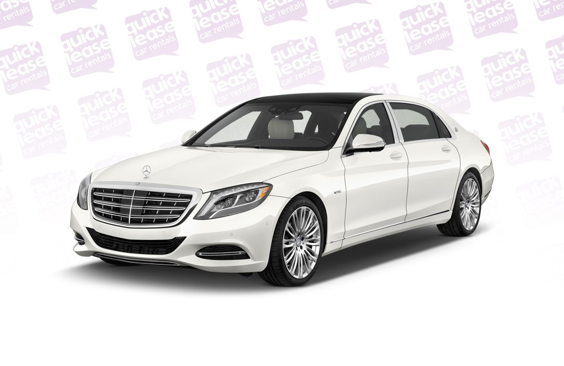 Mercedes S600 (Maybach)